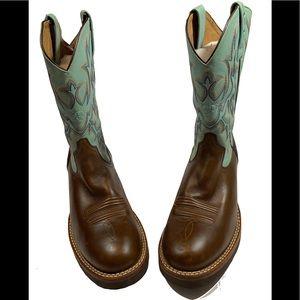 Ariat Cobalt boots size 9D